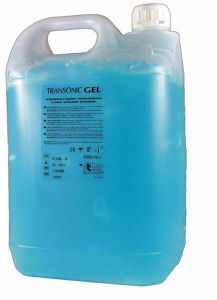 Gel ultrasons cubitainer rigide - 5 L