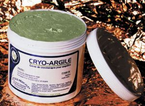 CRYO ARGILE - POT 250 ML