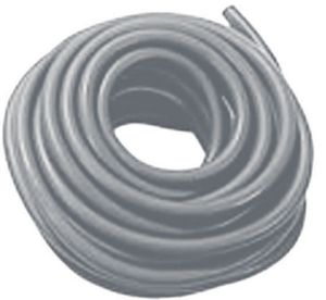 TUBING ARGENT 1.2 M AVEC POIGNETS - extra fort