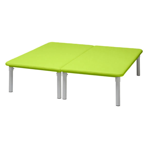 Table de Bobath fixe double 190x190cm