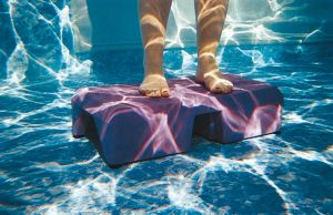 Step aquatique