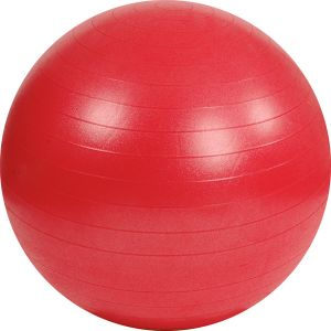 BALLON ABS MSD DIAMETRE 55 CM ROUGE