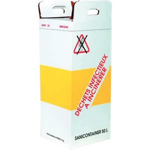 SANICONTAINERS 50 L