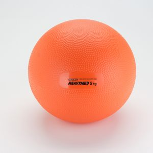HEAVYMED 5 kg DIAMETRE 23 CM ORANGE