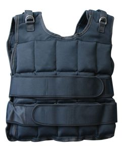 Gilet lesté 10 kg à charge variable