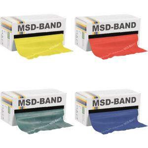 LOT DES 4 MSD BAND 5M