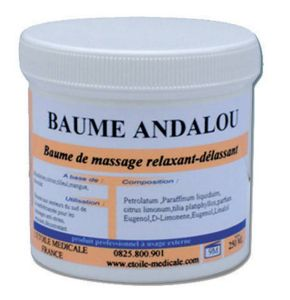 BAUME ANDALOU RELAXANT 125ML