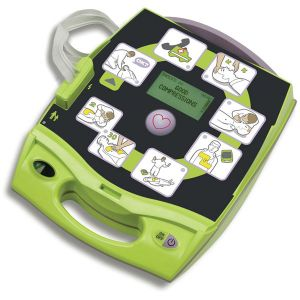 DEFIBRILLATEUR ZOLL AED+ AUTOMATIQUE