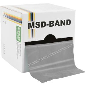 MSD BAND extra fort - L. 22.5 m - argent