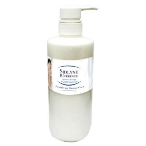 Crème Sidlyne Reference airless 500 ml + pompe